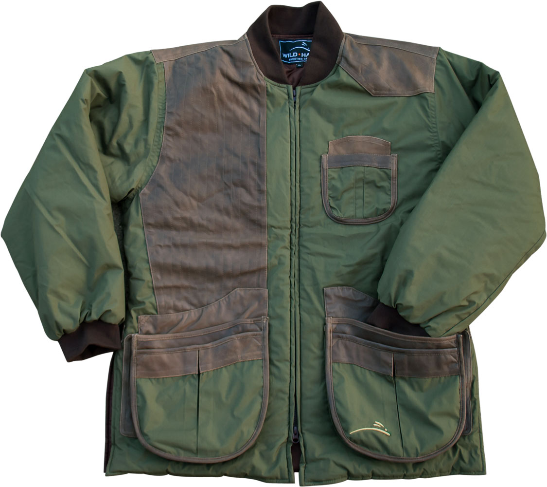 Cold Weather Coat - Olive