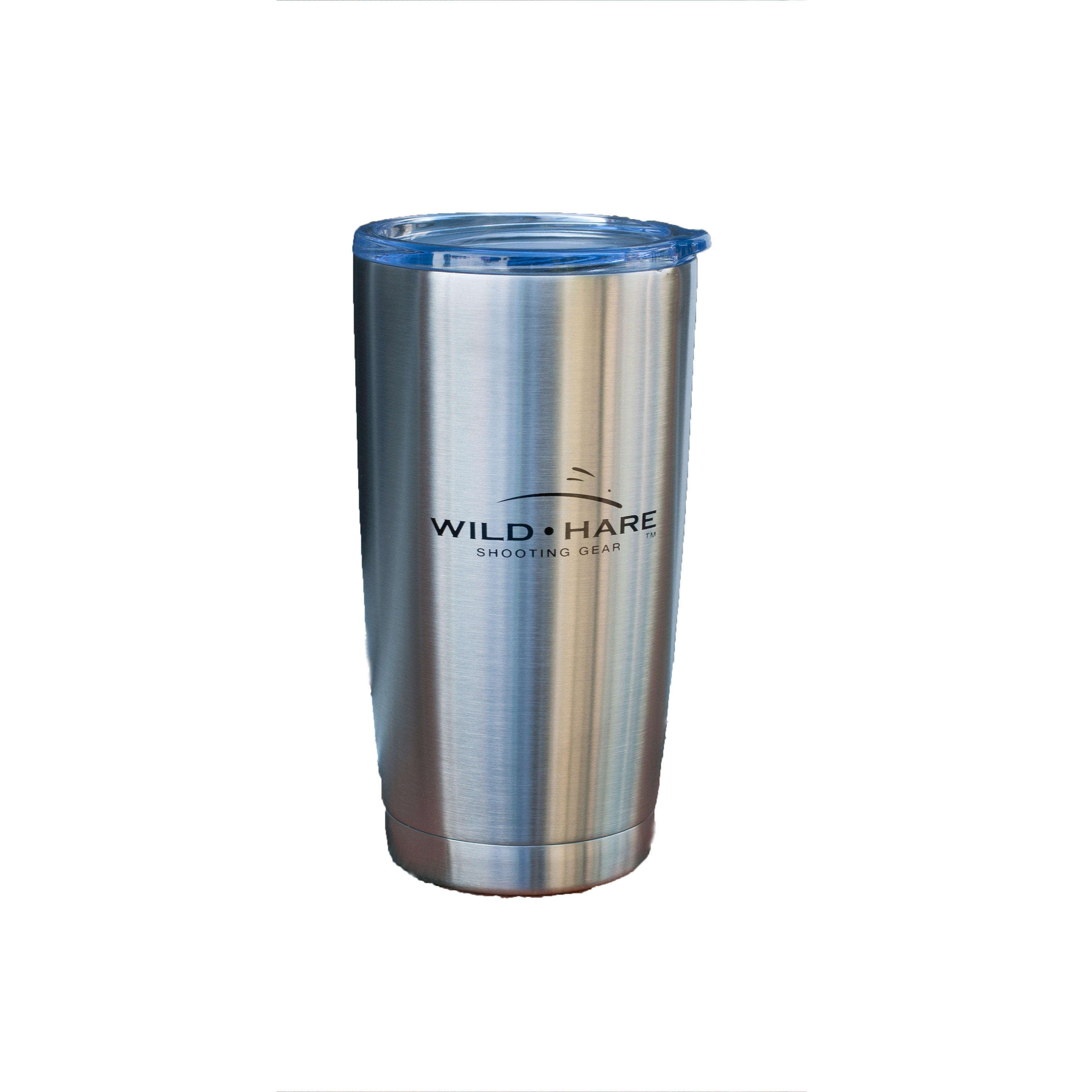 Wild Hare Shooting Gear Branded 20 oz Vacuum Double Wall Stainless Steel Tumbler