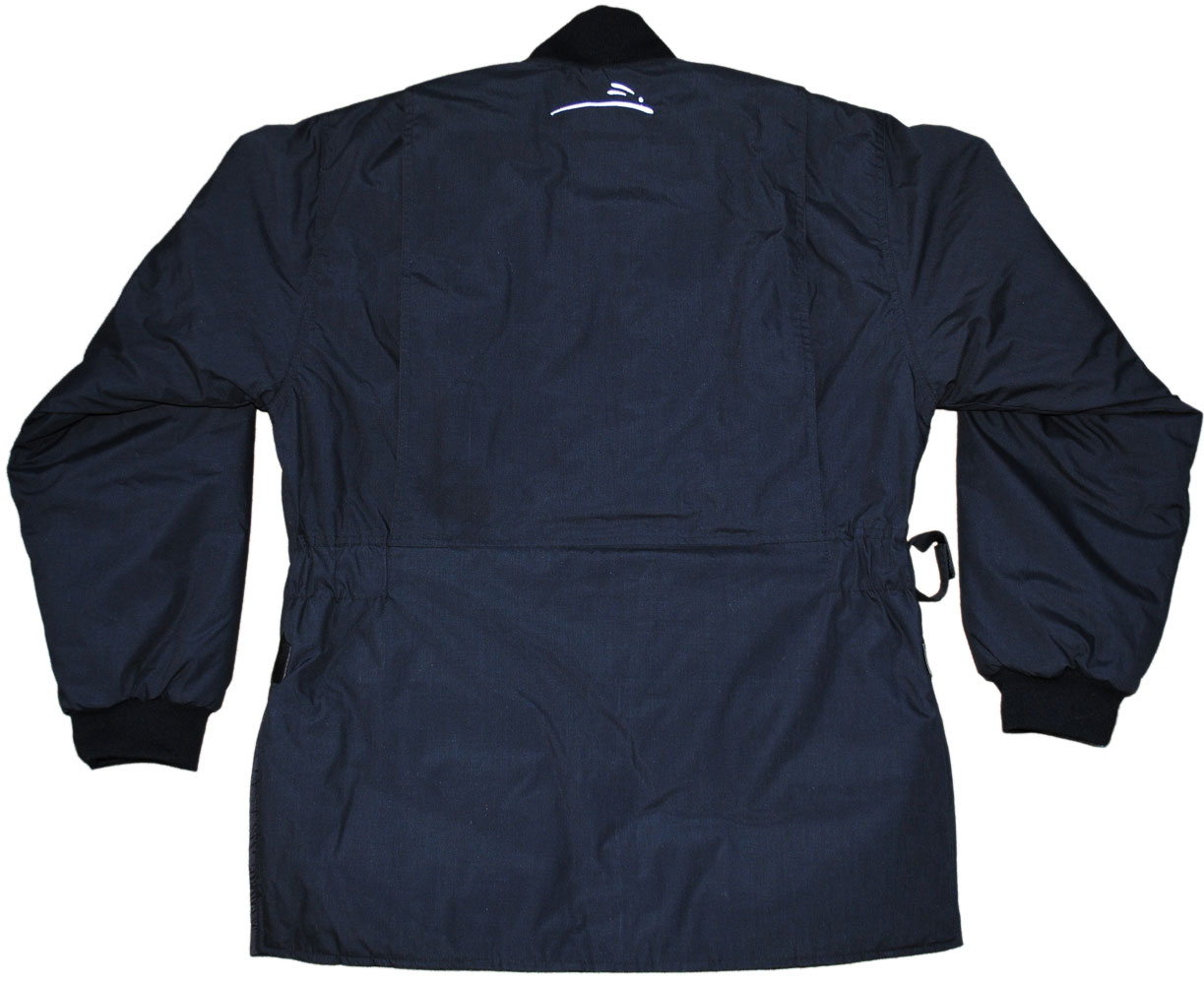 33541399473ba ... Wild Hare Cold Weather Coat -- Black Leather - WH-480L-BK-