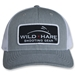 Wild Hare Shooting Gear Patch Hat With Mesh Richardson Snap Back  - WH-RCPATCH-BLACK